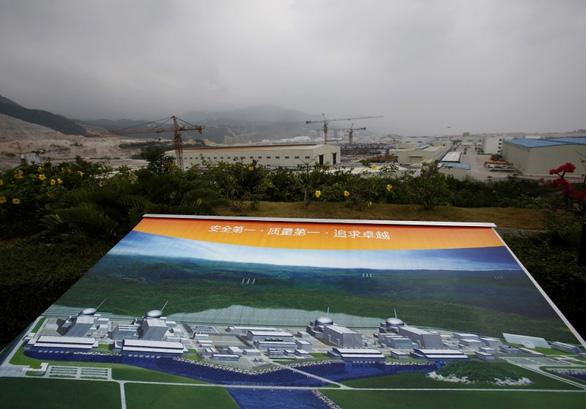 Trung Quốc: Mức phóng xạ trong lò phản ứng tăng, nhưng vẫn an toàn - Ảnh 1.