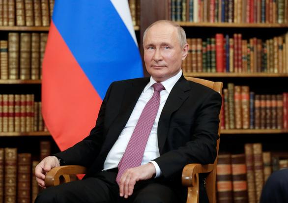 Ông Putin đã gặp bao nhiêu đời tổng thống Mỹ? - Ảnh 1.
