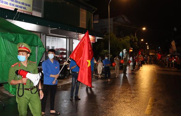 Bắc Ninh điều chỉnh giãn cách xã hội hàng loạt xã, huyện - Ảnh 1.