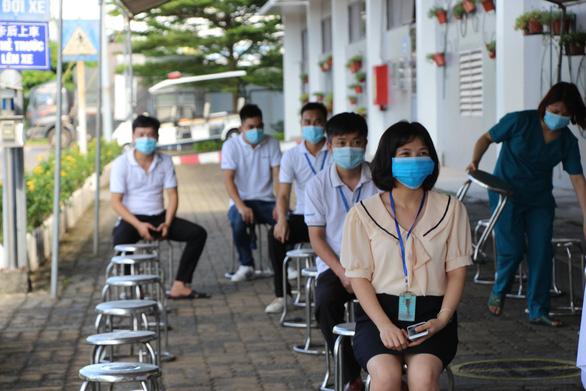 Bắc Ninh yêu cầu lao động test âm tính trong 72 giờ trước khi đi làm lại - Ảnh 1.