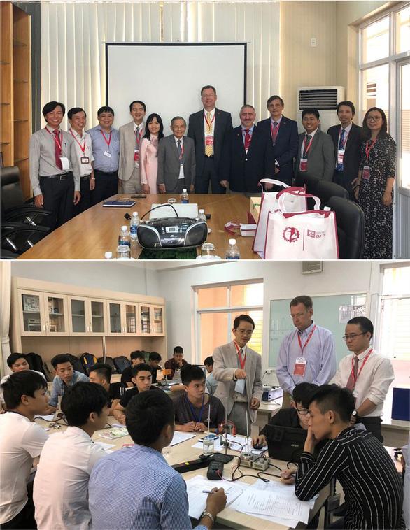 ĐH Duy Tân trong Top 401-500 thế giới về ngành Kỹ thuật Điện - Điện tử - Ảnh 2.