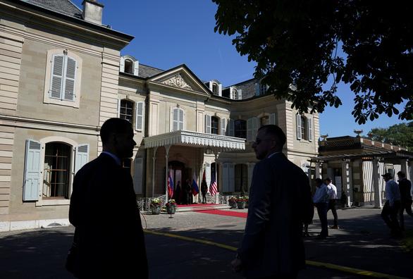 محاصره در ژنو در انتظار اجلاس بایدن - پوتین - عکس 2.