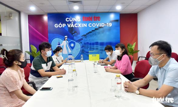 Nhãn hàng Black Rouge ủng hộ 100 triệu đồng góp vắc xin COVID-19 - Ảnh 1.
