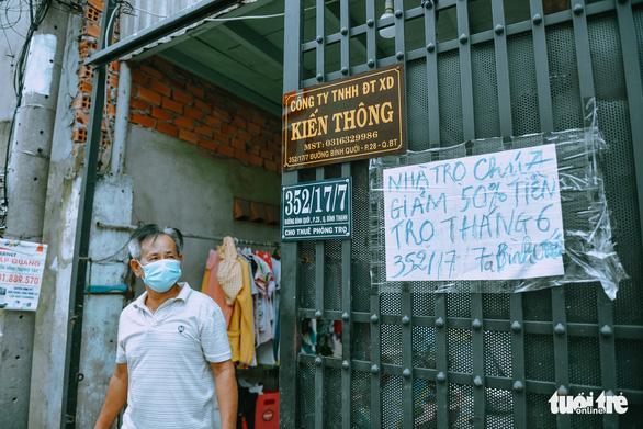 Người Sài Gòn giãn cách, không giãn lòng - Ảnh 4.
