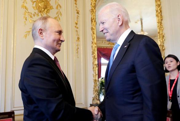 Quan chức Nhà Trắng: Họp song phương nhóm lớn Mỹ - Nga bể dĩa - Ảnh 1.