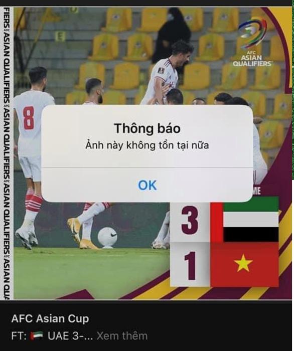 Cộng đồng mạng hào hứng chúc mừng tuyển Việt Nam lên thuyền đi tiếp vòng loại thứ 3 World Cup - Ảnh 1.