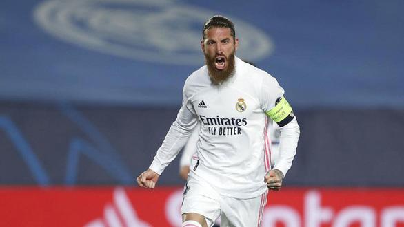 Real Madrid xác nhận chia tay Ramos - Ảnh 1.