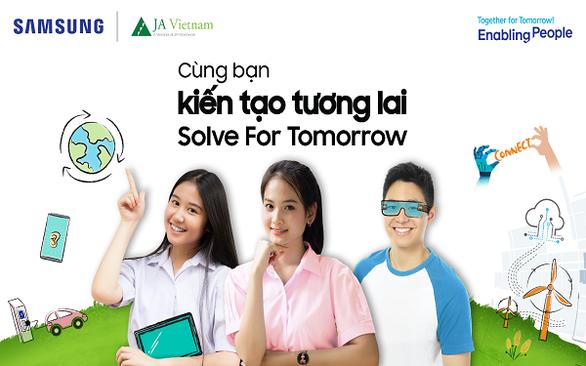 Cẩm nang tham dự vòng sơ khảo cuộc thi Solve for Tomorrow 2021 - Ảnh 1.