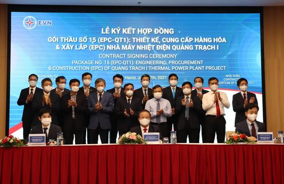 Triển khai gói thầu 1,3 tỉ USD của nhiệt điện Quảng Trạch 1 - Ảnh 1.