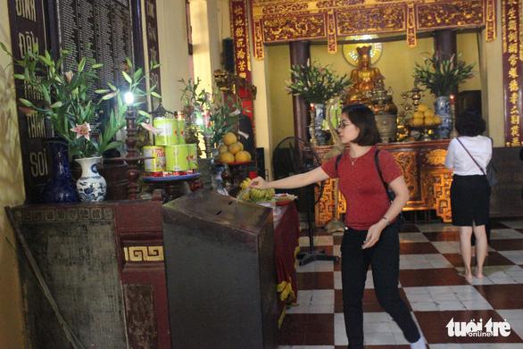 Giáo hội Phật giáo kiến nghị Nhà nước không nên quản lý tiền công đức - Ảnh 1.