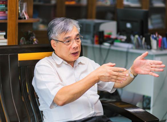 PGS.TS Trần Đình Thiên: Thanh Hóa đang có đà, có đủ điều kiện bứt phá - Ảnh 1.