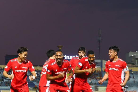 CLB Viettel sẵn sàng lên đường tham dự AFC Champions League 2021 - Ảnh 1.