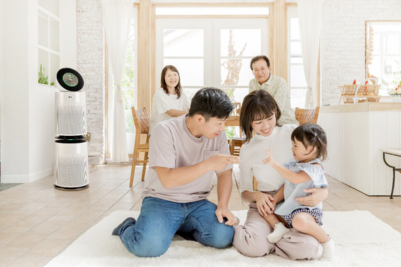 Thở khỏe giúp hoàn thiện công thức sống hiện đại - Ảnh 1.