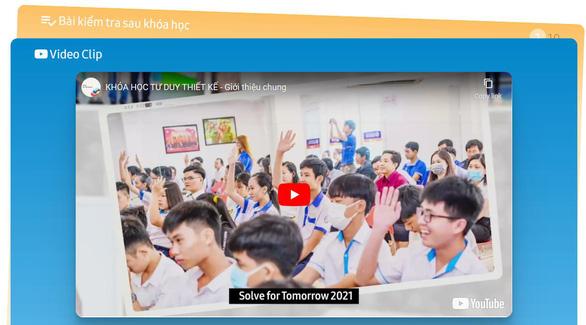 Cẩm nang tham dự vòng sơ khảo cuộc thi Solve for Tomorrow 2021 - Ảnh 4.