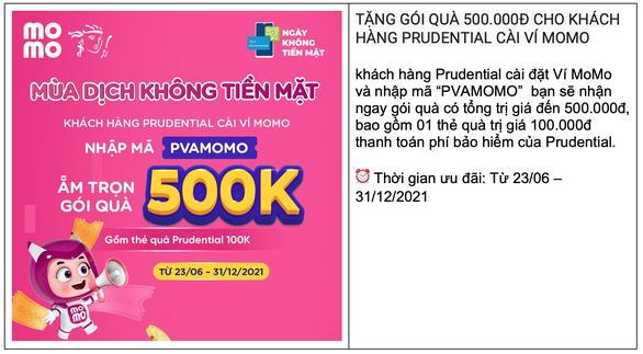 Ví MoMo cho ra mắt dịch vụ mới, ưu đãi thiết thực hỗ trợ người dùng Việt trong mùa COVID - Ảnh 4.