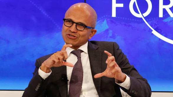 CEO Microsoft thăng chức thành chủ tịch hội đồng quản trị - Ảnh 1.