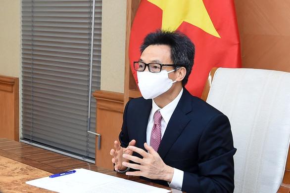 WHO cảm ơn Việt Nam điều trị thành công cho chuyên gia mắc COVID-19 - Ảnh 1.