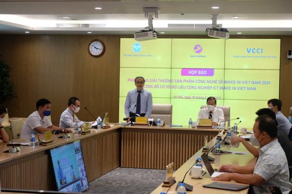 Ưu tiên xây dựng thương hiệu quốc gia cho sản phẩm công nghệ số Make in Vietnam - Ảnh 1.