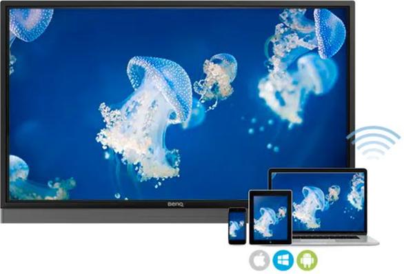 BenQ giữ vị trí số một thị phần màn hình tương tác IFP - Ảnh 5.