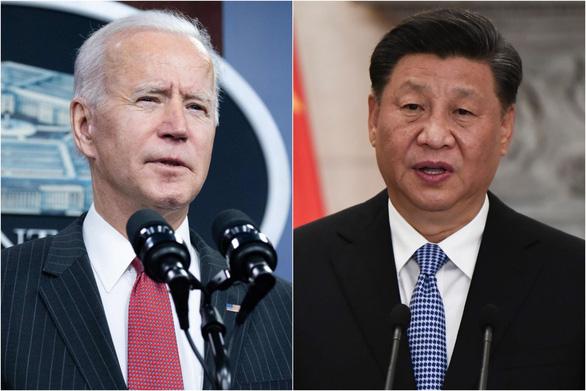 Nhà Trắng xem xét tổ chức đối thoại giữa ông Biden và ông Tập - Ảnh 1.