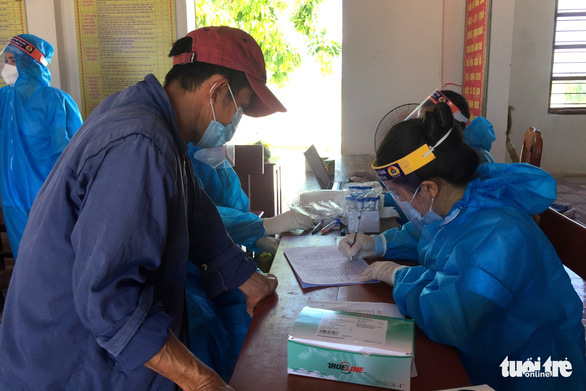 COVID-19 ngày 18-6: Từ Bắc Giang về Nghệ An sau 21 ngày cách ly, cô gái mắc COVID-19 - Ảnh 5.