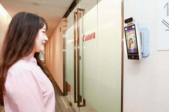Điểm danh bằng nụ cười, ứng dụng mới của hãng Canon - Ảnh 1.
