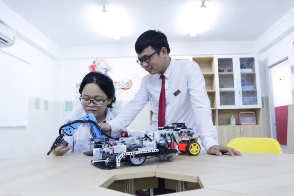 Bí quyết chinh phục IELTS 8.5 của nữ sinh Asian School - Ảnh 1.