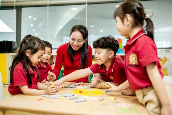 12 học sinh VAS nhận học bổng du học trị giá hơn 60 tỉ đồng - Ảnh 3.