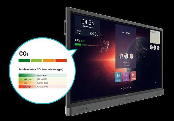 BenQ giữ vị trí số một thị phần màn hình tương tác IFP - Ảnh 9.