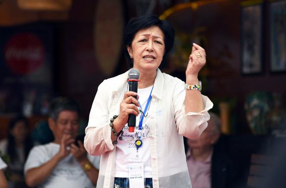 Bà Tôn Nữ Thị Ninh: Cuộc thi hiến kế TP.HCM nâng tầm quốc tế là diễn đàn mở kịp thời - Ảnh 2.