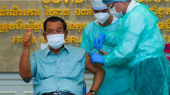 Thủ tướng Hun Sen cách ly 14 ngày, hủy gặp Ngoại trưởng Anh Dominic Raab - Ảnh 1.
