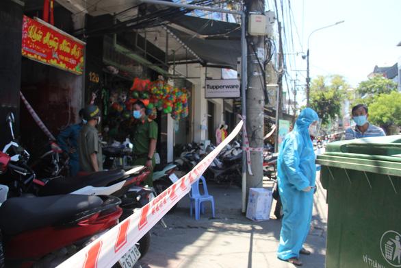18 trường hợp dương tính từ 7 mẫu xét nghiệm gộp ở Đà Nẵng - Ảnh 1.