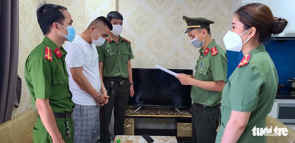 Bắt người Trung Quốc bị xử phạt tại Hải Phòng xong trốn vào Đà Nẵng ở trái phép - Ảnh 1.