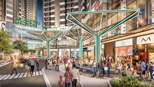 Shophouse Metro Star về đích cùng tuyến Metro số 1 - Ảnh 2.