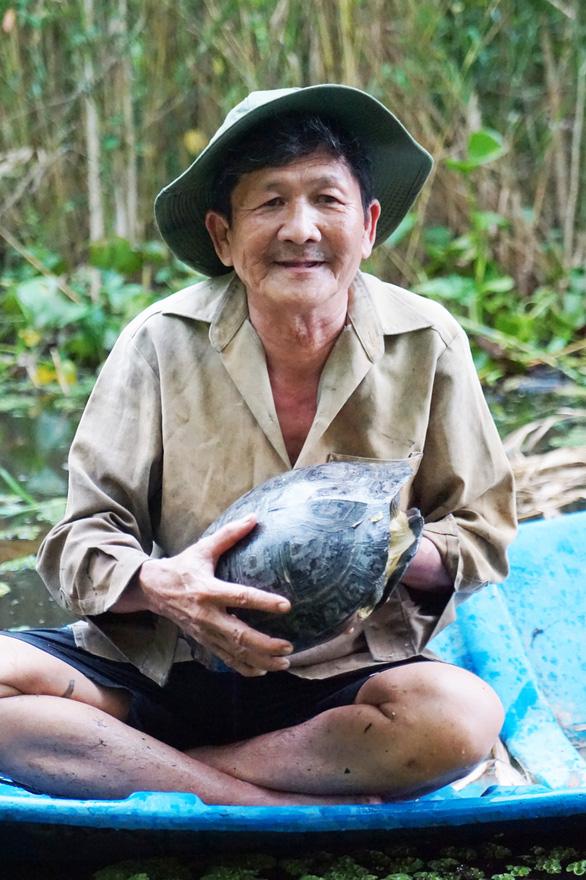 Bác Ba Phi ngoại truyện - Kỳ 2: Ông già Ba Phi và bầy chó săn ở U Minh - Ảnh 1.