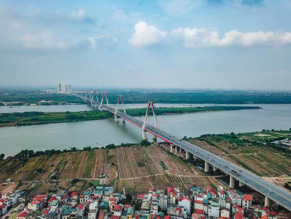 Hà Nội đề nghị Bộ Nông nghiệp cho ý kiến về quy hoạch sông Hồng - Ảnh 1.