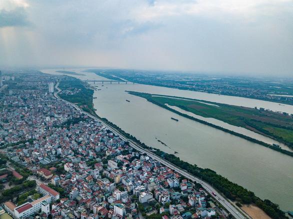 Quy hoạch sông Hồng: Bộ Nông nghiệp không đồng ý giữ lại 2 khu dân cư - Ảnh 1.