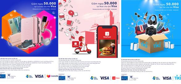 Visa thúc đẩy thanh toán số tại Việt Nam - Ảnh 1.