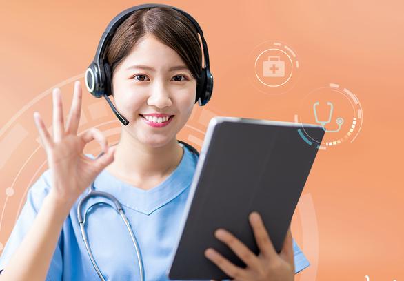 Cơ hội tư vấn sức khỏe với bác sĩ trực tuyến miễn phí cho người Việt - Ảnh 1.