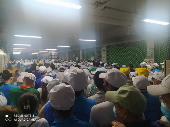 TP.HCM lấy mẫu xét nghiệm sàng lọc cho 45.000 công nhân Khu công nghệ cao - Ảnh 2.
