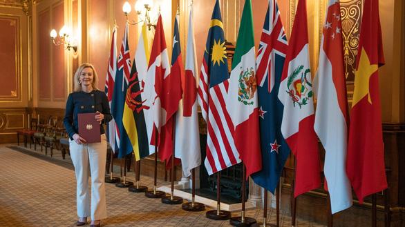 Các nước thành viên CPTPP nhất trí mời Anh gia nhập - Ảnh 1.