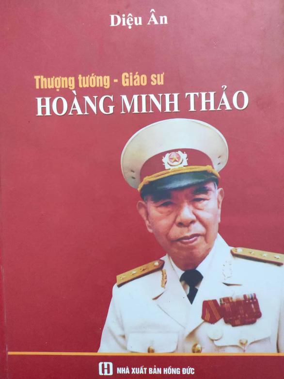 Sách kỷ niệm 100 năm sinh Thượng tướng Hoàng Minh Thảo vấp nhiều sai sót - Ảnh 1.