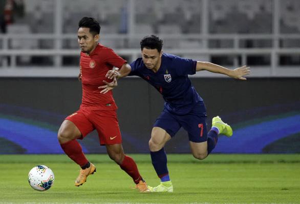 Vòng loại World Cup 2022: Tuyển Việt Nam xem đối thủ vào trận - Ảnh 1.