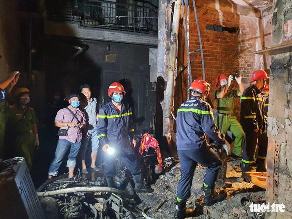 TP.HCM: 3 ngày 3 vụ cháy làm 4 người chết và 5 người bị thương - Ảnh 1.