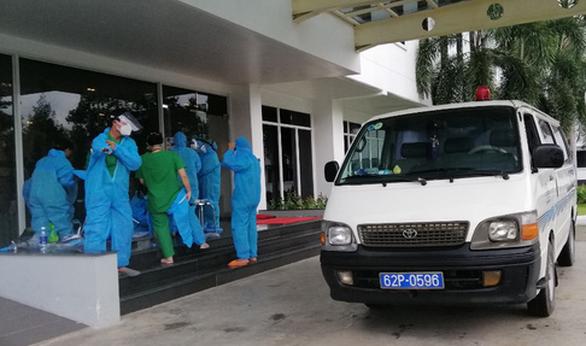 F0 ở TP.HCM là công nhân KCN tại Long An, truy vết ra 102 F1 - Ảnh 1.