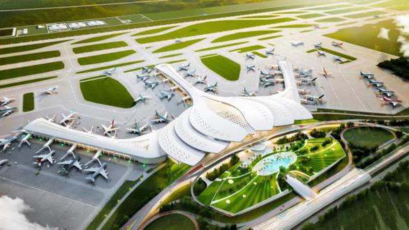 Hạ tầng đô thị thay đổi diện mạo nhờ động lực sân bay - Ảnh 1.