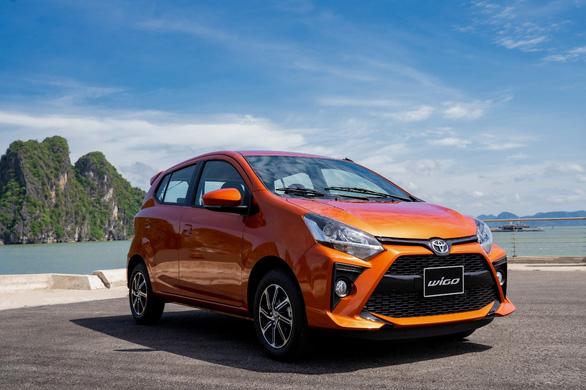 Toyota tung ưu đãi khủng cho Wigo phiên bản mới lên đến 20 triệu đồng - Ảnh 1.