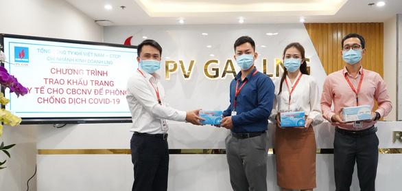 Công đoàn PV GAS triển khai các chương trình phòng dịch COVID-19 - Ảnh 2.