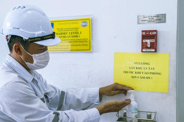 Công đoàn PV GAS triển khai các chương trình phòng dịch COVID-19 - Ảnh 4.