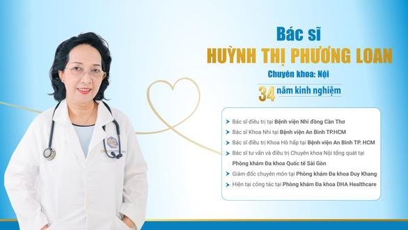 Cơ hội tư vấn sức khỏe với bác sĩ trực tuyến miễn phí cho người Việt - Ảnh 2.
